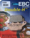 "STREET TRIPLE 675 & R [All 2007-12] REAR BRAKE PADS Sintered ""HH"" 1 PAIR EBC FA140HH"